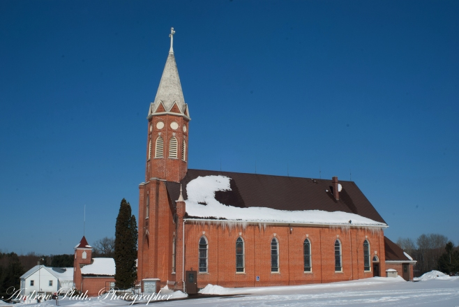 St. Paul's Lutheran, Town of Berlin