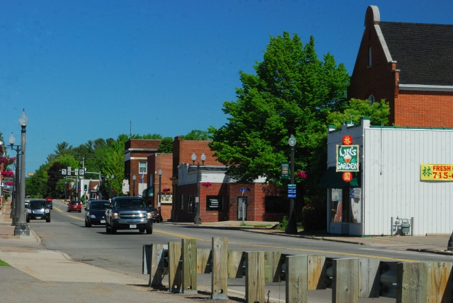 Mosinee, A City On The Move
